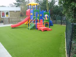 playground artificial grass turf