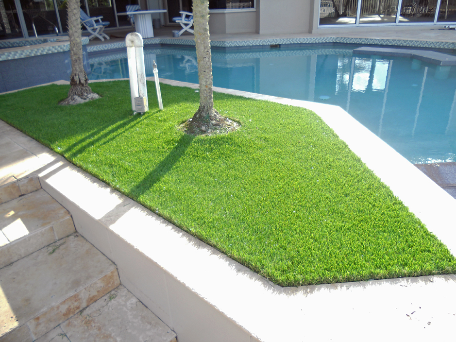 Pool Areas Florida Fake Grass