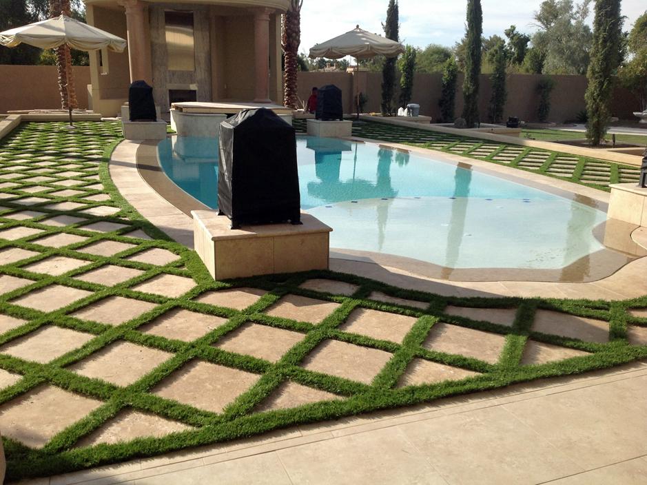 Pool Areas Florida Fake Grass