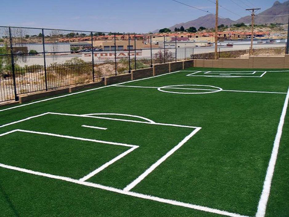 Soccer Sport Fields Florida Fake Grass